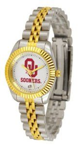 Oklahoma Sooners Ladies Executive Watch by Suntime SunTime. $143.59