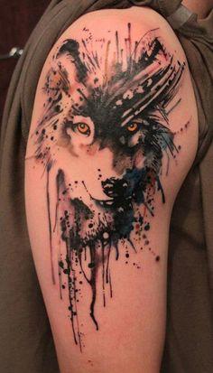 tattoo aquarela masculina - Pesquisa Google