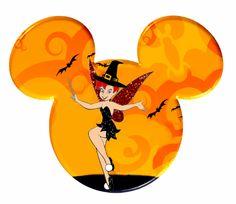 Halloween Tinkerwitch Halloween Drawings, Halloween Clipart, Disney Halloween, Mickey Y Minnie, Disney Mickey, Mickey Head, Minnie Mouse, Disney Dream, Disney Fun