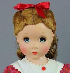 "Set of 14"" Vintage Little Women by Madame Alexander from joan-lynetteantiquedolls on Ruby Lane"