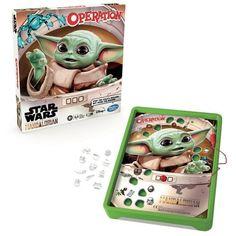 Hasbro Gaming to Release The Mandalorian Baby Yoda Operation and Trouble Board Games Disney Plus, Disney Shows, Child Plan, Cara Dune, Operation Game, Star Wars Books, Disney World Restaurants, Disney Dining, Disney Addict