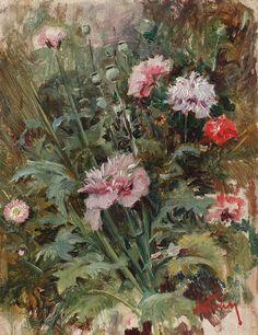 Garofite Dan, Paintings, Artist, Plants, Kunst, Paint, Painting Art, Artists, Plant