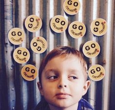 GO Cochlear MAGNET   emoji by RefreshYourMind on Etsy