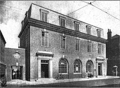 Dartford Post Office Hythe Street 1926