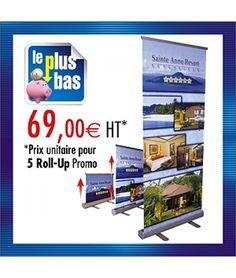 Che prezzi per un Roll-Up! www.rananet.it