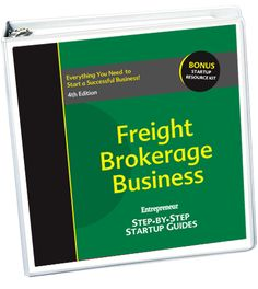 Start a Freight Brokerage Business Today The experts atEntrepreneurprovide a two-part guide to success. First, learn how you can start a successful freig