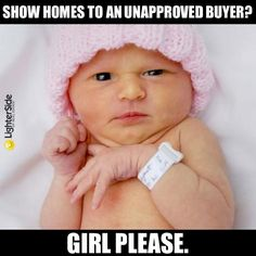 LOL! That face says it all!           Ulta Realty        (855)335-1106    www.UltaRealty.com