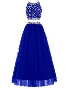 Dresstells® Long Prom Dress Two Pieces Evening Party Dress Full of Beading Dresstells http://www.amazon.co.uk/dp/B01CCV124M/ref=cm_sw_r_pi_dp_prFbxb1E616P3