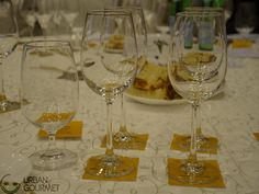 Master of Wine and Acoustic Sensations White Wine, Acoustic, Alcoholic Drinks, Glass, Gourmet, Drinkware, Corning Glass, White Wines, Liquor Drinks