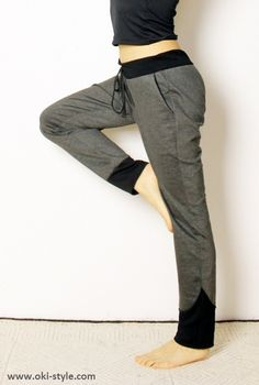 Schnittmuster für bequeme Hose TRACKPANT