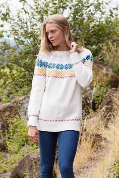 On the Fair Side Pullover