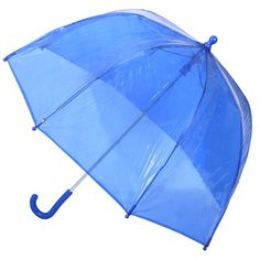 blue bubble umbrella