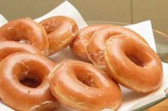 Le famose Ciambelle Donuts (americane dei Simpson)