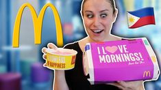 HellthyJunkFood - Best McDonalds Breakfast Ever! As a fan of McDonald's breakfast in general, you would not believe how much better . Mcdonalds Breakfast, Junk Food, Philippines, Believe, The Unit, Social Media, Youtube, Asian, Youtubers