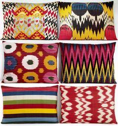 yastik by rifat ozbek fabric pattern design ideas