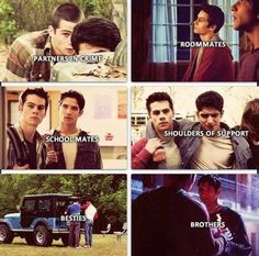 Scott & Stiles   Teen Wolf