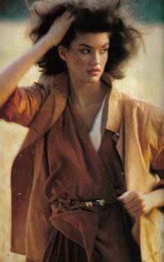 Janice Dickinson 1980s