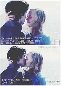 Emma and Jacob from Miss Peregrines home for peculiar children