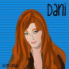 Dani O'Malley from The Fever Series by Karen Marie Moning
