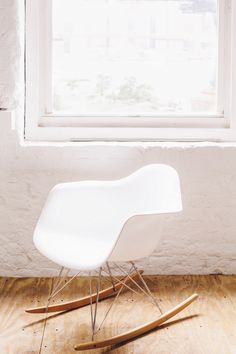 Eames rocker.  Hi, I love you.