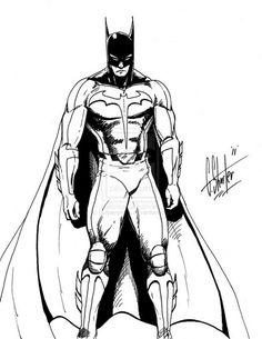 Batman 37 Ausmalbilder
