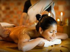 Kerala is the home of Ayurvedic massage. This Indian style of massage therapies developed in Kerala with the help of Kalarimarma, Sidhamarma and Ayurveda ( these three bases are the real combination of true massage). Ayurveda Massage, Ayurvedic Healing, Ayurveda Yoga, Detox Retreat, Yoga Retreat, Health Retreat, Sanskrit, Massage Center, Good Massage