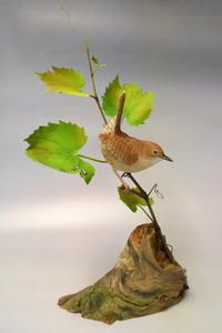Heard It Through the Grapevine | wildfowl-carving.com