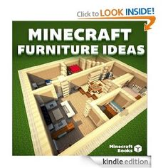 Amazon.com: Best Minecraft Furniture Ideas for YOU! eBook: Minecraft Books: Kindle Store free 10/19