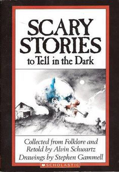 Read this in fourth grade. Take notes, guys; how to traumatize yourself!!