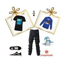 """""""Snapmade20"""" by imsirovic-813 ❤ liked on Polyvore featuring Vans, vintage, men's fashion and menswear"""