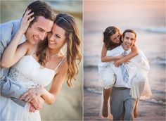 How stunning are these two photos? Love them! Photo by: Dinela Photography