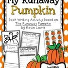 "Can I even tell you how much I love ""The Runaway Pumpkin"", by Kevin Lewis? It's one of my ALL TIME favorites... I've read it to my students and my ..."