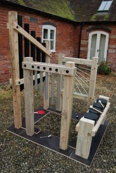 Amazing outdoor music station made by dad @Sara Eriksson Eriksson Eriksson Berndt Raymond - Look at this!