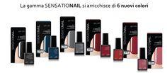 nuova colori A/I 2013-14 SENSATIONAIL