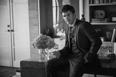 Scott Eastwood in Treats Magazine March 2015 | POPSUGAR Celebrity
