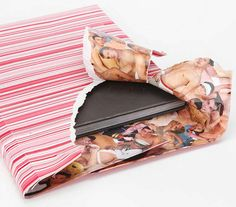 naughty wrapping paper #WrappingPaper #Christmas #GiftWrap