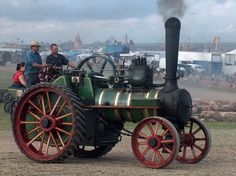 Steam Traction Engines  http://www.oldironlinks.net/events/1005/photo-album-8/
