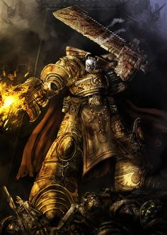 Rogal Dorn by slaine69 on deviantART