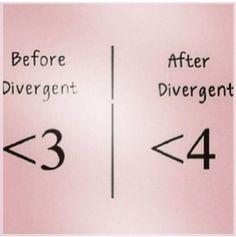 funny divergent  | ... !!! OMG!! So funny!!! FOUR (Divergent, ... | I Am Divergent