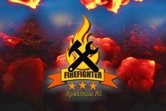 Textildruck flammhemmend - SpezTrans FH Cavaliers Logo, Firefighter, Team Logo, Batman, Superhero, Instagram Posts, Fictional Characters, News, Textile Printing