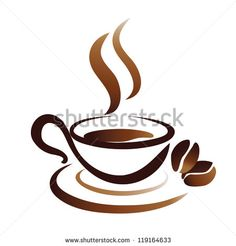 Vector sketch of coffee cup icon - Coffee Icon - Ideas of Coffee Icon - Vector sketch of coffee cup icon Coffee Cup Icon, Coffee Cup Art, Coffee Label, Coffee Is Life, I Love Coffee, Coffee Time, Coffee Shop Logo, Coffee Tattoos, Coffee Design