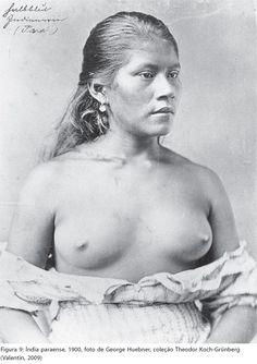História, Ciências, Saúde-Manguinhos - The Indian in Brazilian photography: incursions into image and medium