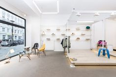 Think about using the same concept in your home No Wódka / KONTENT Architects: KONTENT Location: Pappelallee 10, Berlin, Germany Architect In Charge: Monika Ryszka, Marcin Giemza Area: 86 sqm Year: 2014 Photographs: Zajaczkowski Photography: