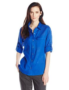 a55ca64d914150 46 Best Calvin Klein Blouses   Button-Down Shirts For Women images ...