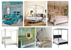OMFG - The MIRRORS are ridiculous. Pick a bed!