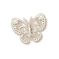 Wild Rose Studio Specialty Die - Butterfly Lace - Scraps of Darkness and Scraps of Elegance. Add elegance and charm to your projects with this metal die. Create gorgeous handmade butterflies to embellish your scrapbook layouts, handmade cards, and off the page or mixed media projects.  Use the diecut you create as is, or add pearls, jewels, glitter glass, or other mediums to create a one of a kind masterpiece. Made in USA.