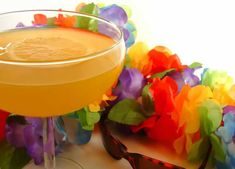 Hawaiian Fruit Punch (Fruchtpunsch)