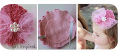 so cute and great idea for tea party hats