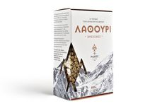 """Packaging of """"ΛΑΘΟΥΡΙ» (ΛΑΘΟΥΡΙ means vetch, a natural product, the food of Ancient Greeks) Visual Communication, Packaging, Wrapping"""