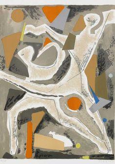 painting by marino marini